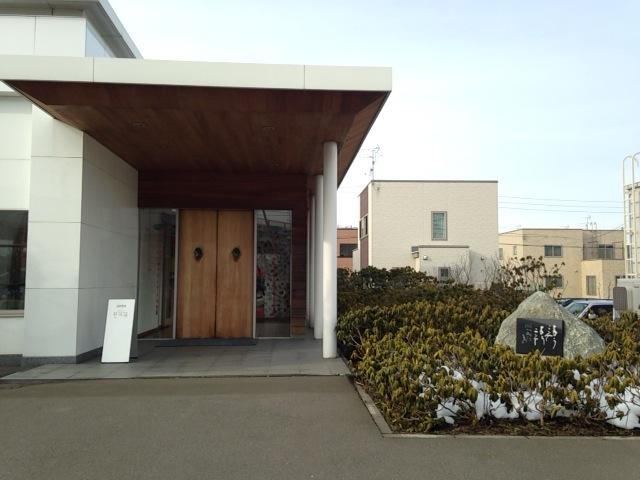 新川店 入り口
