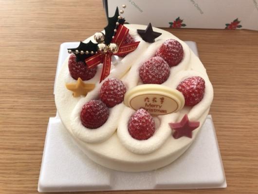 おいしいケーキです♪