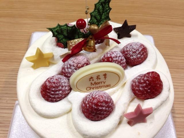 クリスマスケーキ「生クリーム15cm」