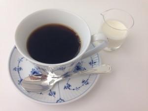 コーヒーはおかわり自由