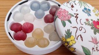 六花のつゆミニ缶